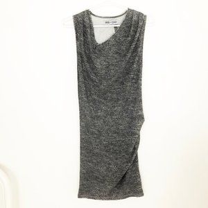 Diesel X Edun Rare Collaboration Draped Dress S/M